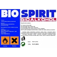 bioethanol spirit
